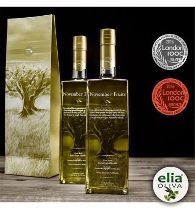 ORGANIC November fruits - olivový olej 500ml