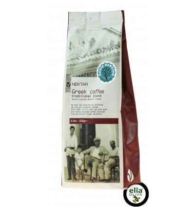 NEKTAR - Grécka káva DECAF 250gr
