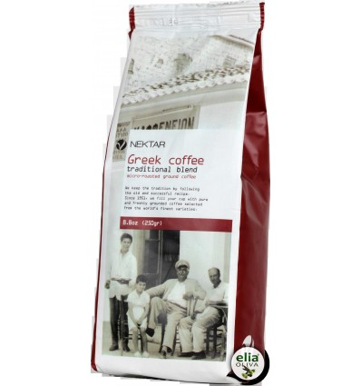 NEKTAR - grécka káva 250gr
