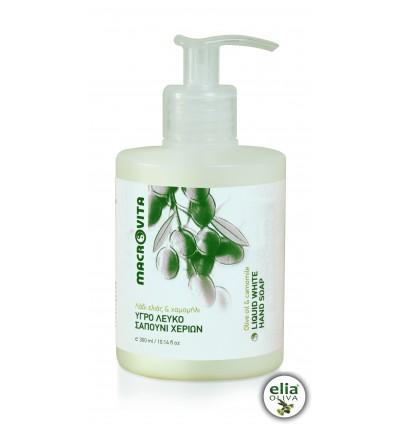 Macrovita - tekuté mydlo biele 300ml