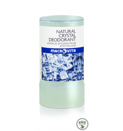 Natural crystal deodorant stick 120gr