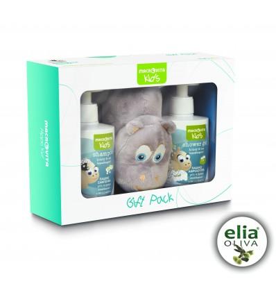 Baby Hippo - gift pack 2x250ml/hippo 3+