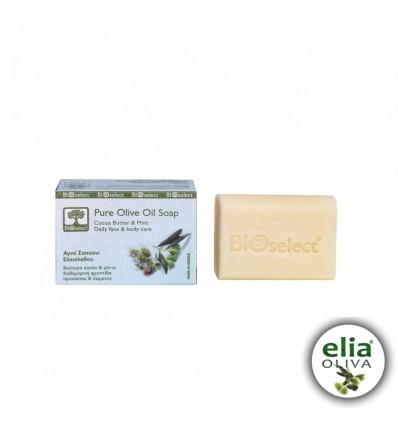 BS olivové mydlo - denná starostlivosť 80gr