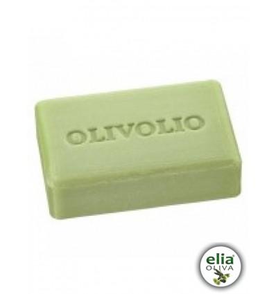 OL prírodné mydlo zelené 100gr