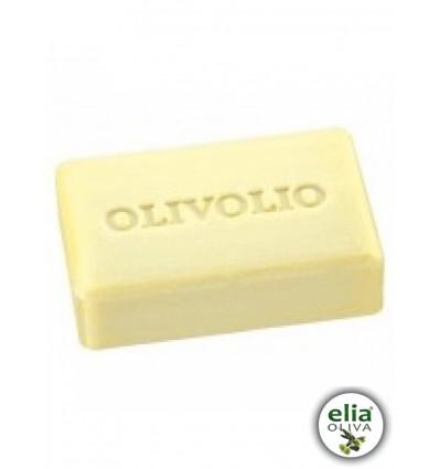 OL prírodné mydlo biele 100gr