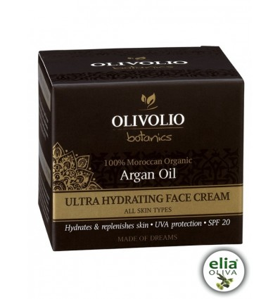OL ARGAN ultra hydrat. face 50ml