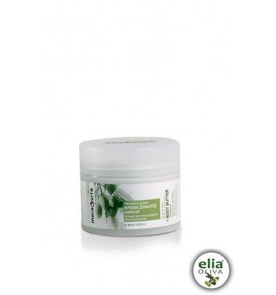 Macrovita - telové maslo natural 250ml
