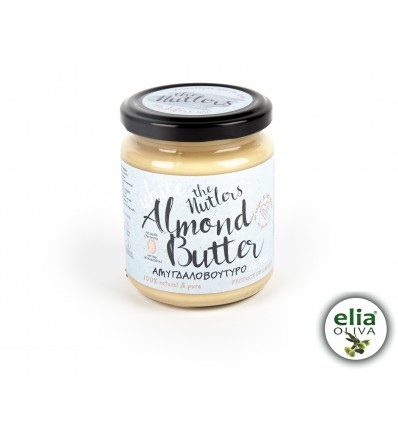 Mandľové maslo biele 100% pure 250gr