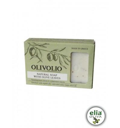 OL prírodné mydlo ol.lístky 100gr