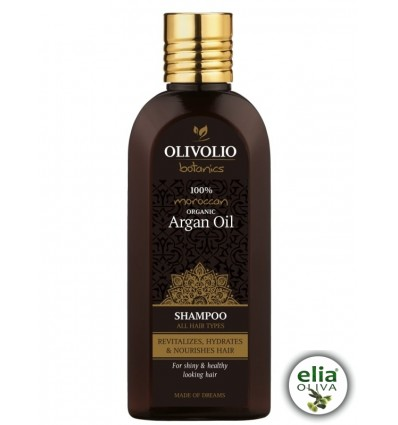 OL ARGAN Šampón na všetky typy 200ml