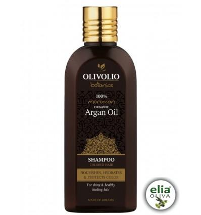 OL ARGAN Šampón farbené vlasy 200ml