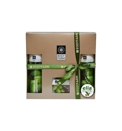 BF - GIFT SET OLIVE OIL 2x250ml+200ml