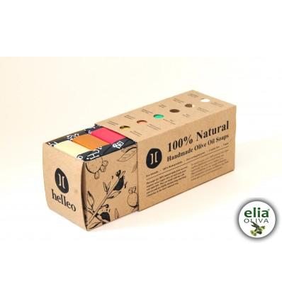 HELLEO MINI BOX - 6xmini mydlo