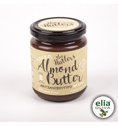 Mandľové maslo s kakaom 250gr