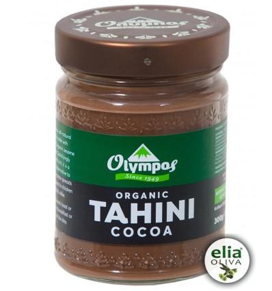 Tahini ORGANIC s kakaom 300gr