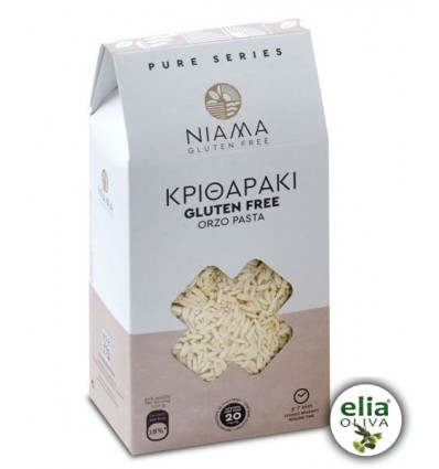 Niama - ORZO pasta GRUTEN FREE 400gr