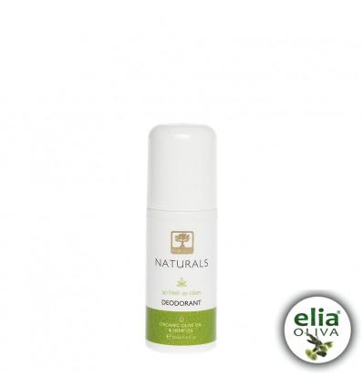 NATUR- Deodorant konopný olej 50ml BIO olivový olej, konopný olej