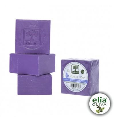 Bioselect olivové mydlo levanduľové 200gr