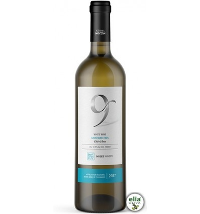 Muses Estate - Savatiano 750ml