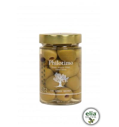 PHILOTIMO zelené olivy bez kôstky 300gr