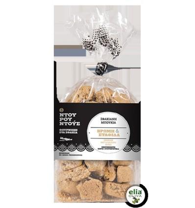 Sušienky z ovsených vločiek s hrozienkami a medom 200gr- BIO produkt - bez konzervantov