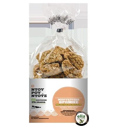 BIO sušienky z ovsených vločiek s agáve 230gr- bez cukru- vegánský produkt