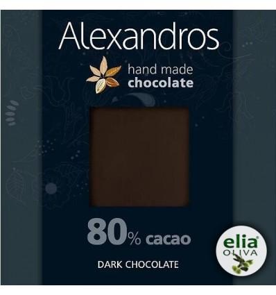 Čierna čokoláda 80% 90gr