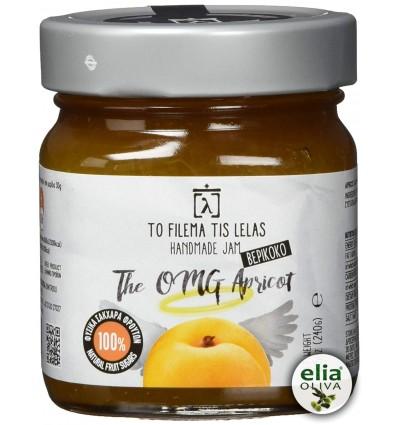 TO FILEMA - marhuľový džem bez cukru 250grRučne robené, bez konzervačných látok.