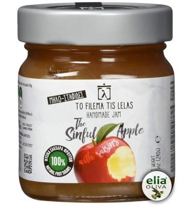 TO FILEMA - jablkový džem s hrozienkami 250gr
