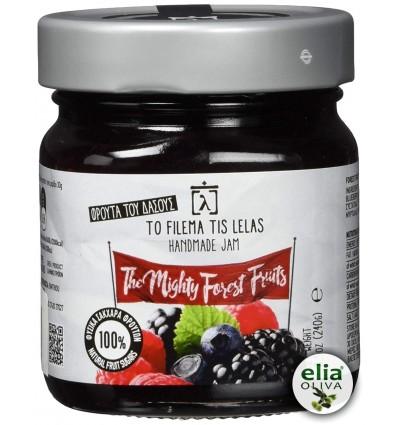 TO FILEMA - džem z lesného ovocia bez cukru 250gr