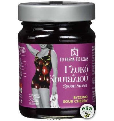 TO FILEMA - cherry v medovom sirupe 320gr