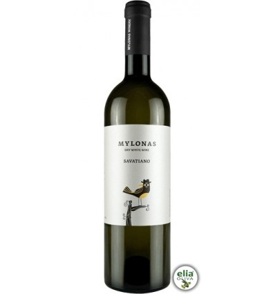 Mylonas Winery - Savatiano 2018 750ml