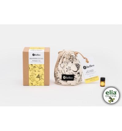 HELLEO prírodná vôňa - do pracovne a do auta 150gr