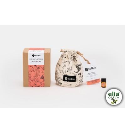 HELLEO prírodná vôňa - do šatníka, botníka, tašky 150gr