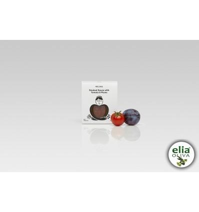 BBQ omáčka ( údené paradajky, slivky, med) 240gr