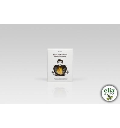 Šafránové fettuccine so sépiou 500gr