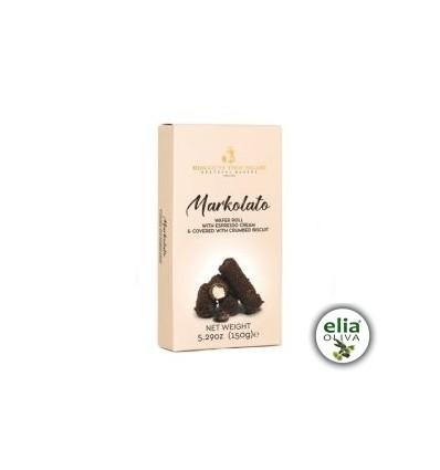 Markolato rolky s kávovým krémom 150gr