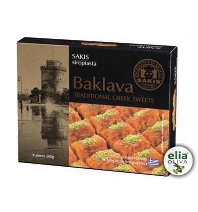 Mythical baklava delight 300gr