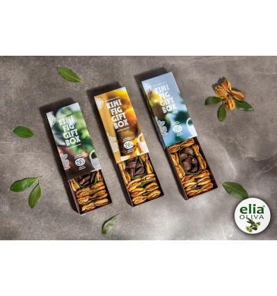 Figový GIFT BOX mandle-vlašské orechy 400gr
