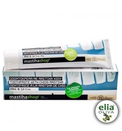 Zubná pasta s mastichou - svieži dych 80ml