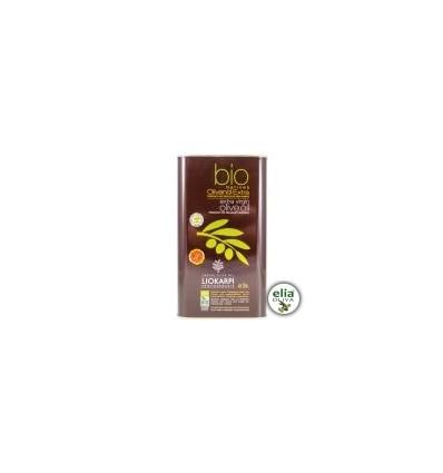 BIO Extra panenský olivový olej 5L - plechovka