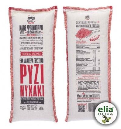 Agrifarm dlhozrnná ryža NYCHAKI 500g