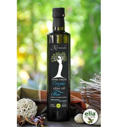 BIO Extra panenský olivový olej Koronida 0,5l