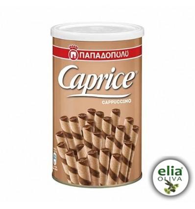 CAPRICE trubičky CAPPUCCINO 250g