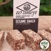 Tyčinka sezamová - čierna čokoláda 70g