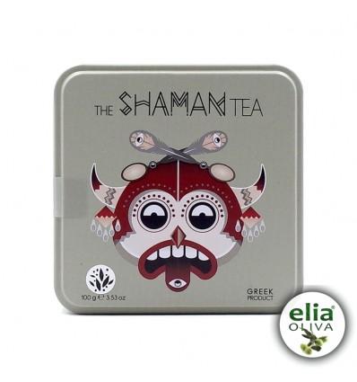 SPAROZA the SHAMAN sypaný čaj 100g