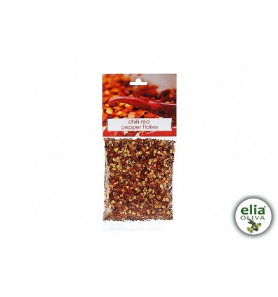 Červená paprika pikantná - vločky 50gr