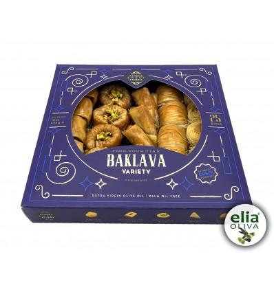 Baklava - variety 454g (25ks)