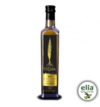 """BIO Extra panenský olivový olej 0,5L""""THEMAProdukt organického poľnohospodárstva"""