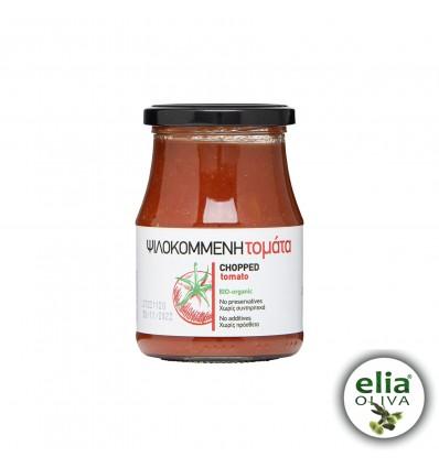 BIO sekané paradajky 370g